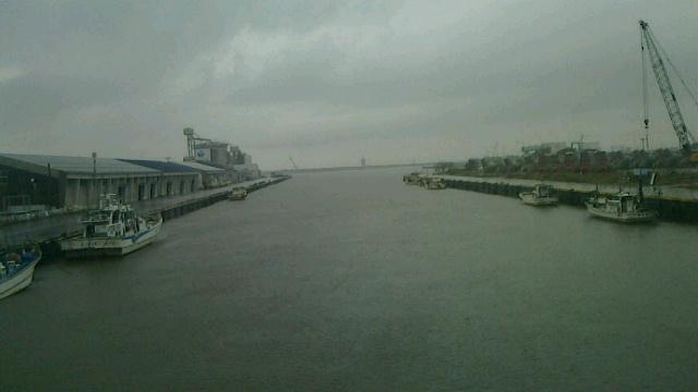 信濃川遡行開始