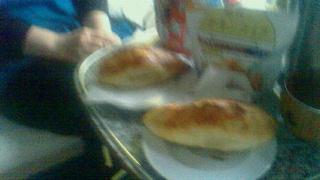 シベリア鉄道・最後の晩餐