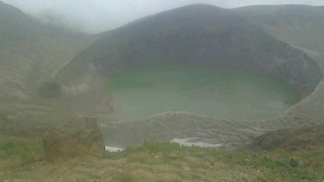 三度目の正直の蔵王熊野岳登頂