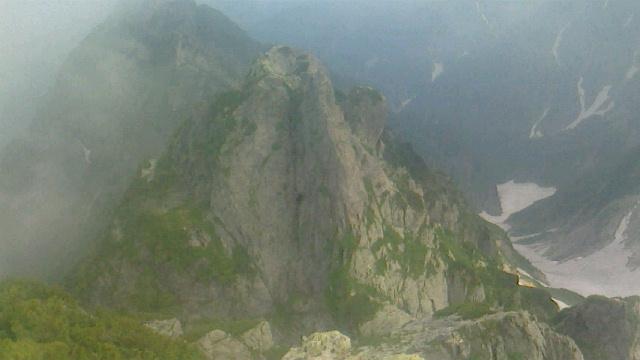 六峰Cフェース剣稜会ルート
