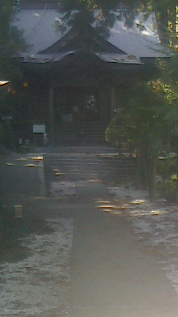 大龍寺にリベンジ