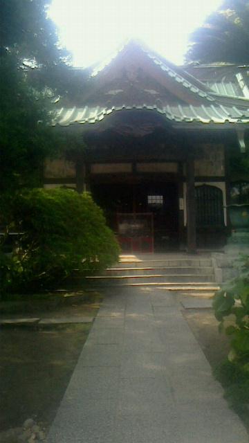 坂東三十三箇所札所巡り鎌倉2回目