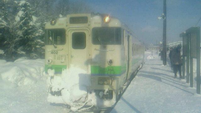 引き続き北海道乗り鉄の旅